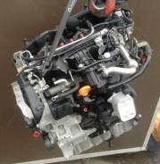 Двигатель CLNA на Skoda без навесного