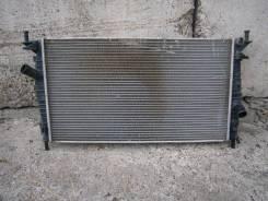 Радиатор охлаждения двигателя. Ford Focus, CB4 Двигатели: KKDA, KKDB, SHDB, SIDA, SHDA, SHDC, QQDB, HWDB, ASDB, HWDA, AODA, ASDA, AODB