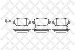 Колодки дисковые з.\ Opel Astra G 1.8-2.2DT 01-04/Zafira 2.2i/ 01>