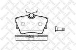 Колодки дисковые з.\ VW T4 1.9-2.5TDi 96>