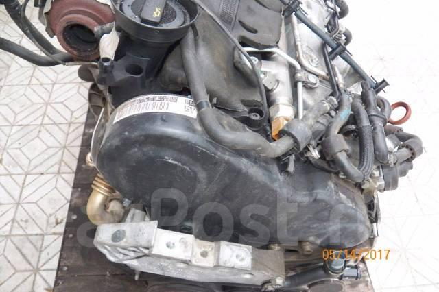 Двигатель CLNA на Audi комплектный