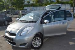 Toyota Vitz. автомат, передний, 1.0 (71 л.с.), бензин, 180 000 тыс. км