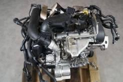 Двигатель CBZA на Skoda без навесного