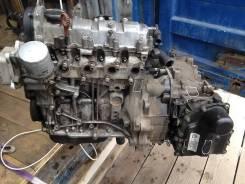 Двигатель CBZB на Skoda без навесного