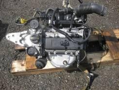 Двигатель CBZB на Skoda комплектный