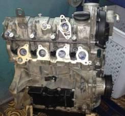 Двигатель CBZB на VW без навесного