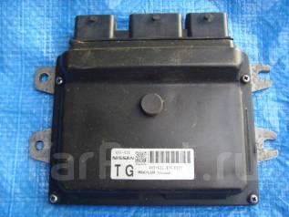Блок управления двс. Nissan Tiida, C11, C11X Двигатель HR15DE