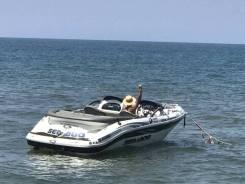 BRP Sea-Doo Challenger. Год: 2002 год, длина 5,50м., двигатель стационарный, 240,00л.с., бензин