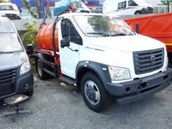 ГАЗ ГАЗон Next C41R13. Вакуумный автомобиль (Ассенизатор) ГАЗ-C41R13 (ГАЗон Next (Некст, 4 430куб. см. Под заказ