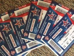 Билеты СКА-Спартак