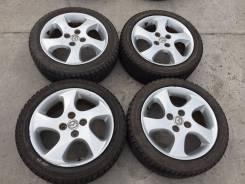 165/55 R15 Bridgestone Blizzak Revo2 литые диски 4х100 (К9-1501)