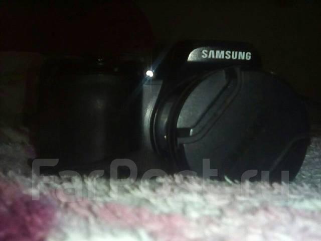 Samsung WB100. 15 - 19.9 Мп, зум: 14х и более