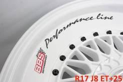 "BBS Super RS. 8.0x17"", 4x100.00, 4x108.00, ET25, ЦО 73,1мм. Под заказ"