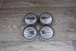 "Центральные колпаки Nissan. Диаметр 17"""", 1шт"