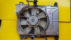 Радиатор охлаждения двигателя. Toyota Yaris, SCP10 Toyota Platz, SCP11 Toyota Vitz, SCP10 Двигатель 1SZFE