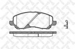 Колодки дисковые п.\ Chrysler Sebring, Dodge Stratus, Mitsubishi Lancer IX - X 2003-