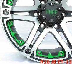 Tuff A.T. T-01. 8.0x16, 6x139.70, ET-13, ЦО 108,0мм. Под заказ