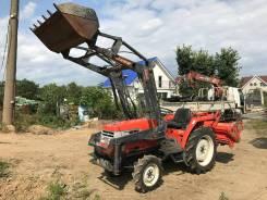 Kubota. Продам трактор 4WD, 23 л.с.