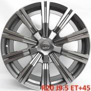 Lexus. 9.5x20, 5x150.00, ET45, ЦО 110,1мм. Под заказ