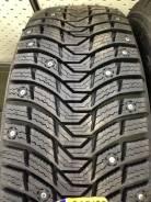 Michelin X-Ice North 3. Зимние, шипованные, 2017 год, без износа, 4 шт