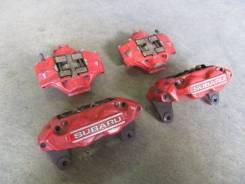 Рабочая тормозная система. Subaru: Impreza WRX STI, Forester, Impreza WRX, Legacy, Impreza