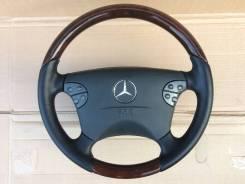 Руль. Mercedes-Benz E-Class, W210, W124 Mercedes-Benz CLK-Class