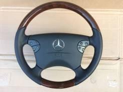 Руль. Mercedes-Benz E-Class, W210, S210 Mercedes-Benz CLK-Class Mercedes-Benz G-Class, W463