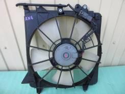 Вентилятор охлаждения радиатора. Honda Stream, RN6, RN7, RN8 Двигатели: R18A, R20A