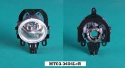 Фара противотуманная. Mitsubishi Pajero, V75W, V63W, V65W, V68W, V78W, V77W, V73W Mitsubishi Montero