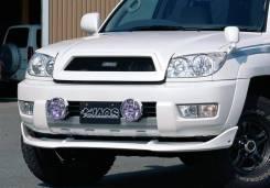 Решетка радиатора. Toyota 4Runner, UZN210, UZN215, GRN210, KZN215, GRN215 Toyota Hilux Surf, TRN210, GRN215, GRN215W, KDN215W, TRN215, TRN210W, RZN210...