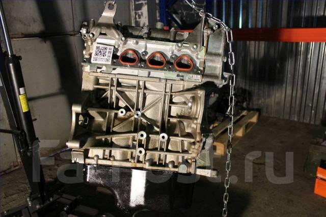 Двигатель CFNA на Skoda