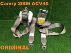 Ремень безопасности. Toyota Camry, ACV40