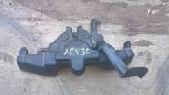 Замок капота. Toyota Camry, ACV30, ACV35, ACV36, MCV36 Двигатели: 1MZFE, 2AZFE