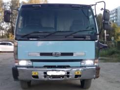 Nissan Diesel UD. Миксер 2000г 4WD, 17 000 куб. см., 5,00куб. м.