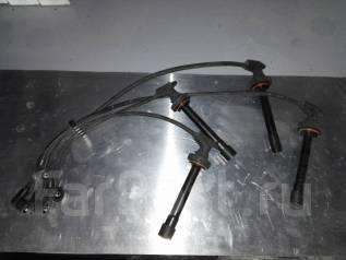 Высоковольтные провода. Nissan Cube Двигатель CG13DE