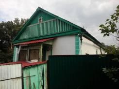 Продаю дом р-н Автобазы. Улица Тургенева, р-н Автобазы, площадь дома 41кв.м., электричество 10 кВт, отопление твердотопливное, от агентства недвижим...