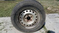 Bridgestone Blizzak MZ-02. Зимние, без шипов, 2000 год, износ: 10%, 2 шт