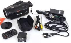 Canon LEGRIA HF G30. с объективом