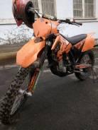 KTM. 250куб. см., исправен, без птс, с пробегом