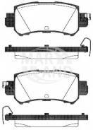 Колодки дисковые з.\ Mazda CX-5 2.0/2.0D 11>