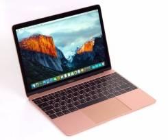 Apple MacBook. 12дюймов (30см), 1,1ГГц, ОЗУ 8192 МБ и больше, диск 256 Гб, WiFi, Bluetooth, аккумулятор на 10 ч.