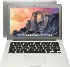 Apple MacBook Air 13. 13.3дюймов (34см), 1,6ГГц, ОЗУ 8192 МБ и больше, диск 256 Гб, WiFi, Bluetooth, аккумулятор на 12 ч.
