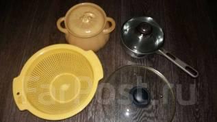Посуда, столовые приборы. Под заказ