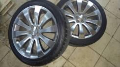 Продам колеса с резиной Subaru R18. 7.0x18 5x100.00 ET55 ЦО 66,1мм. Под заказ