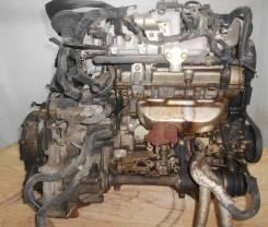 Двигатель в сборе. Mazda: 626, Eunos 800, Cronos, Efini MS-8, Capella, Millenia, MX-6, Autozam Clef Двигатели: KLZE, KLDE
