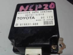 Блок управления дверями. Toyota: WiLL Vi, Vitz, Funcargo, Platz, bB Двигатели: 2NZFE, 1SZFE, 1NZFE