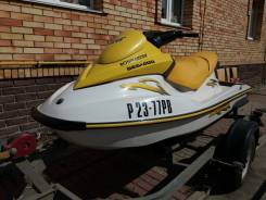BRP Sea-Doo GTI. 110,00 л.с., Год: 2005 год