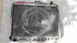 Радиатор охлаждения двигателя. Nissan Vanette, VPJC22, GC22 Двигатели: Z20S, A15S, Z24I, LD20