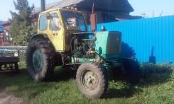 ЮМЗ 6. Трактора