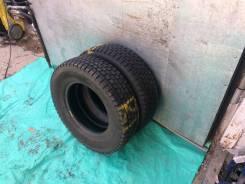 Dunlop DSV-01. Зимние, без шипов, 2013 год, износ: 5%, 2 шт